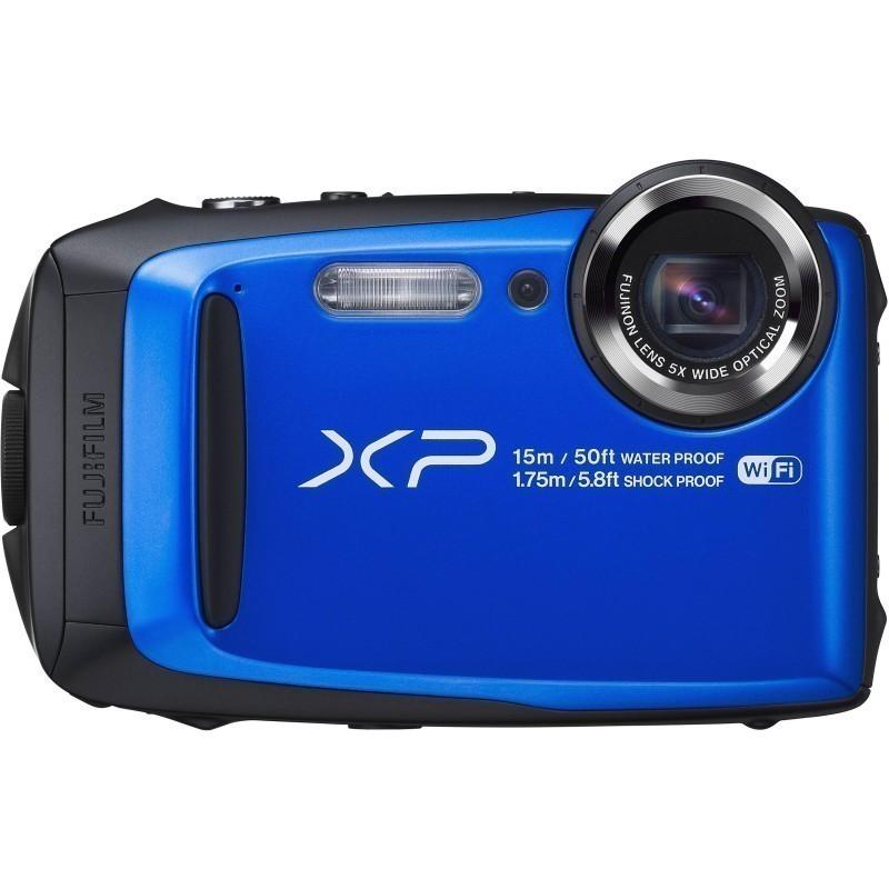 Fujifilm FinePix XP90, sinine
