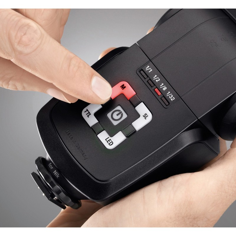Metz flash 44 AF-2 for Fujifilm