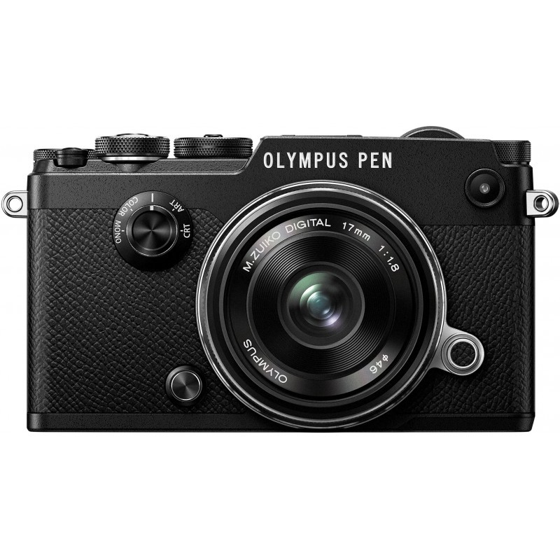 Olympus PEN-F + 17mm Kit, must/must