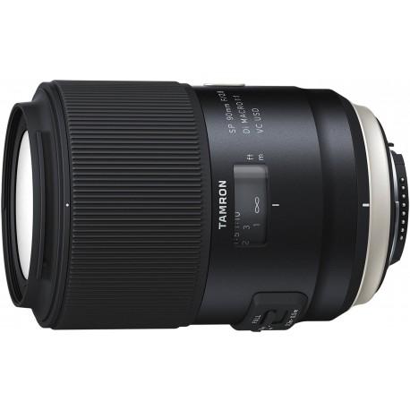 Tamron SP 90mm f/2.8 Di VC USD Macro objektīvs priekš Nikon
