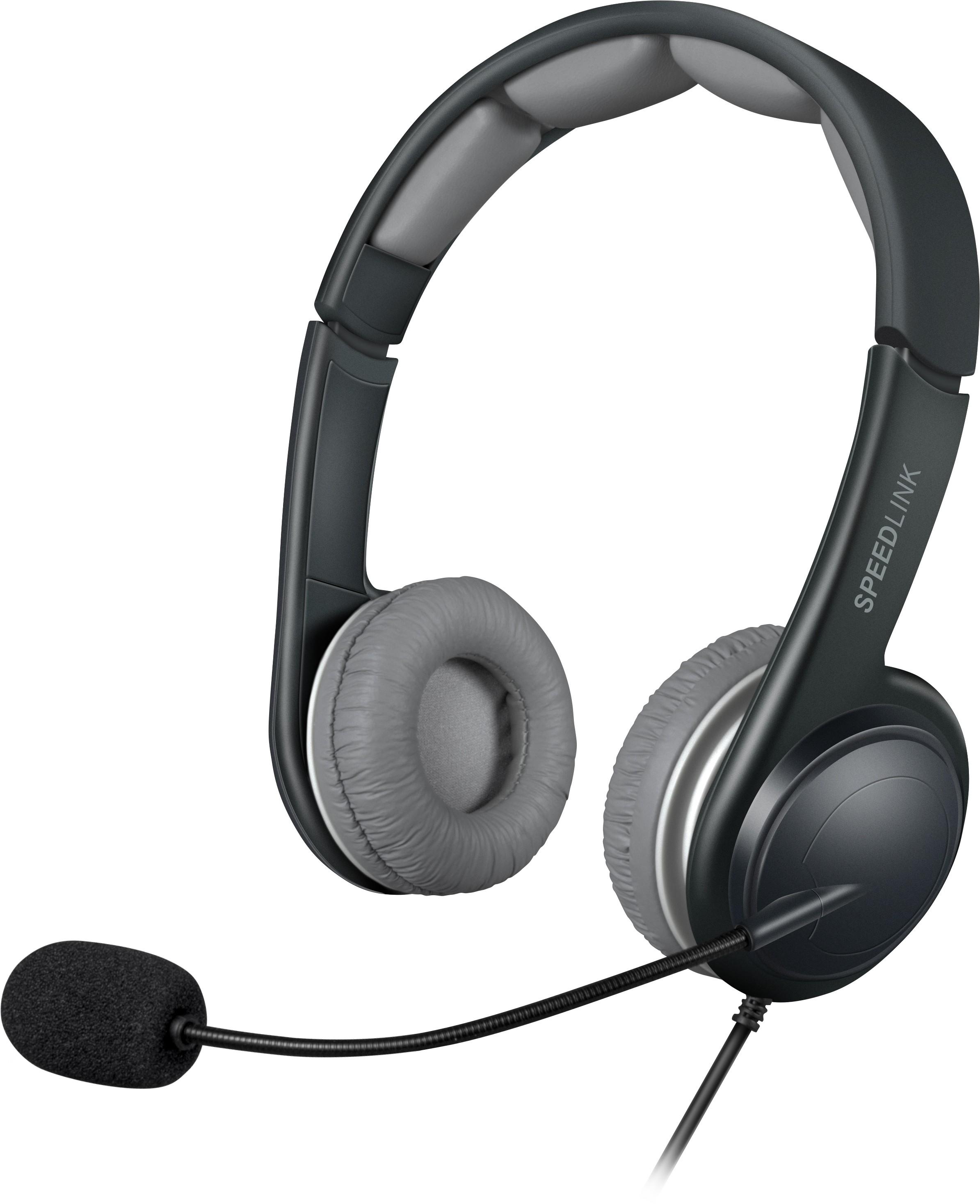 Speedlink kõrvaklapid + mikrofon Sonid ..