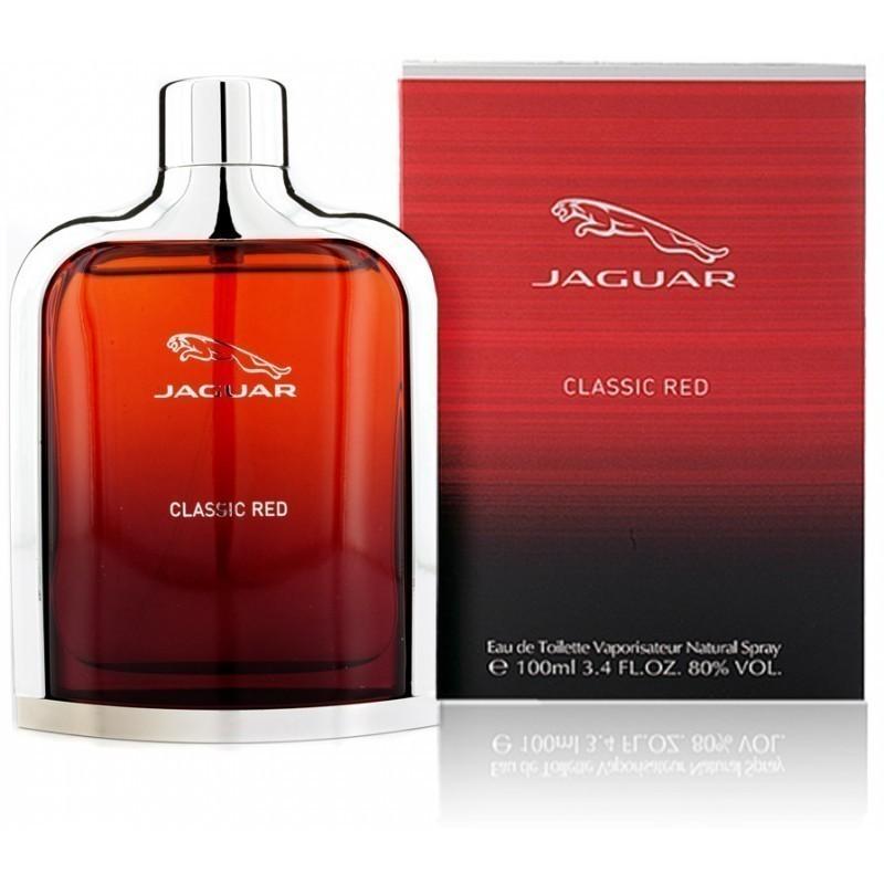 Jaguar Classic Red Pour Homme Eau de Toilette 100ml
