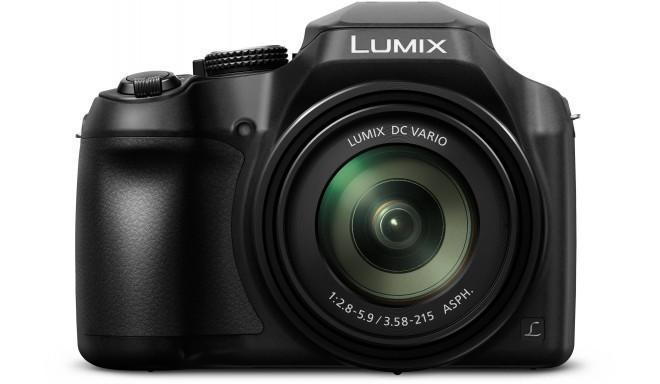 Panasonic Lumix DC-FZ82, black