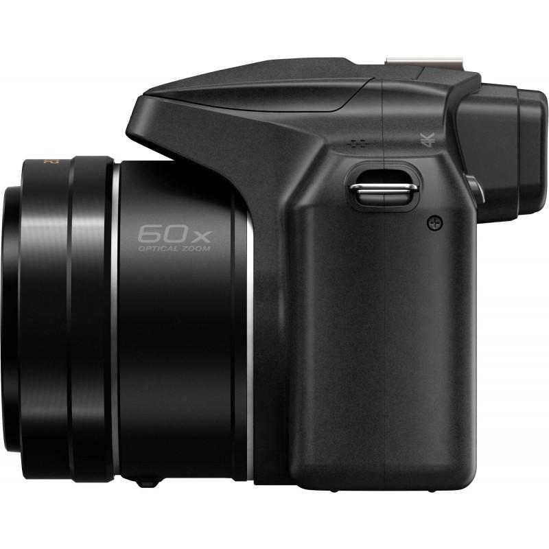 Panasonic Lumix DMC-FZ82, black