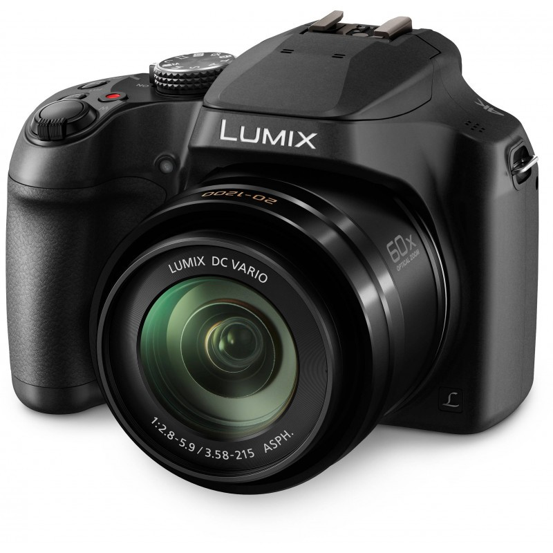 Panasonic Lumix DMC-FZ82, must