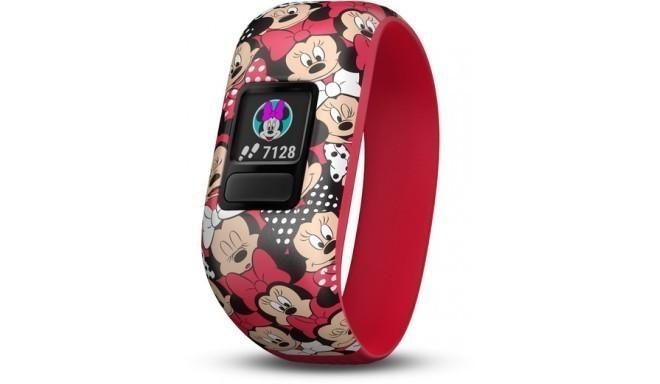 Garmin aktiivsusmonitor lastele Vivofit Jr. 2 Disney Minnie Mouse