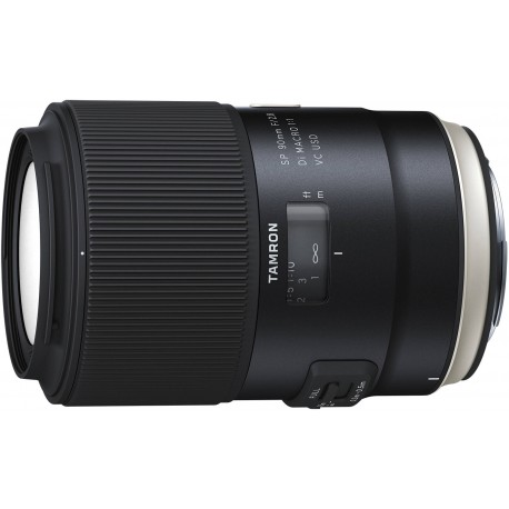 Tamron SP 90мм f/2.8 Di VC USD Macro объектив для Canon