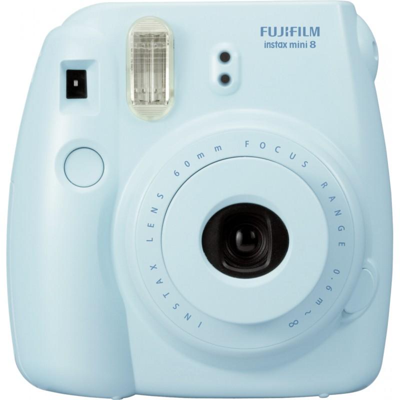 Fujifilm Instax Mini 8 kit, sinine