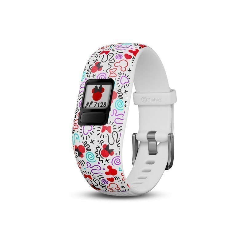 Garmin activity tracker Vivofit Jr. 2 Minnie Mouse, adjustable