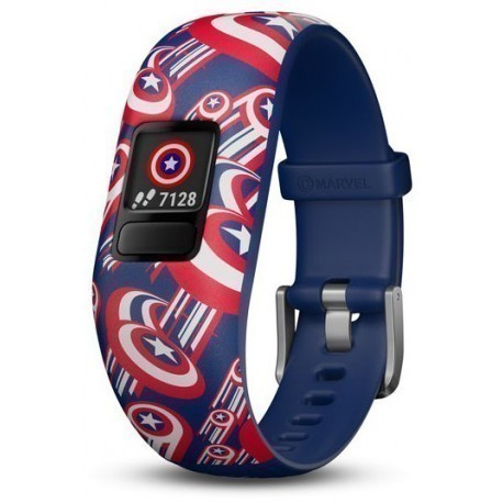 Garmin activity tracker Vivofit Jr. 2 Captain America, adjustable