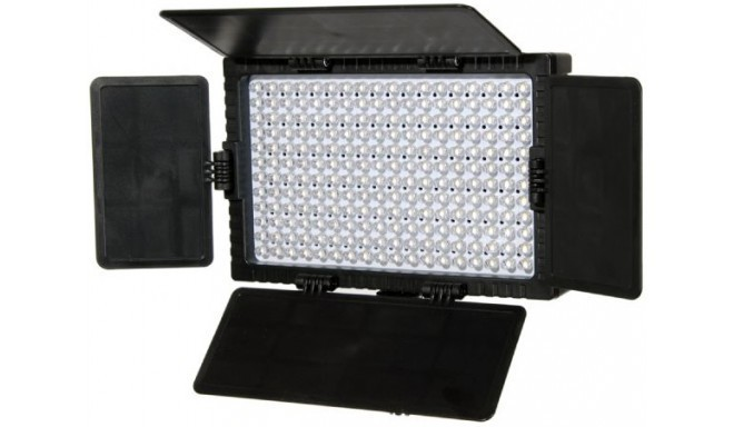 Falcon Eyes video light Bi-Color LED (DV-216VC)