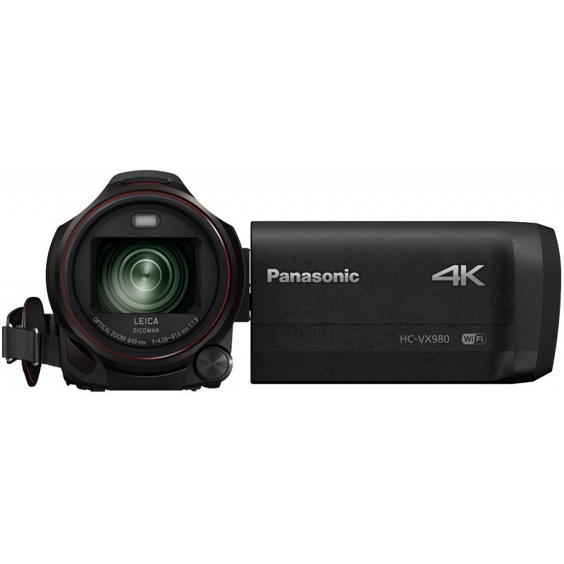 Panasonic HC-VX980EP, must