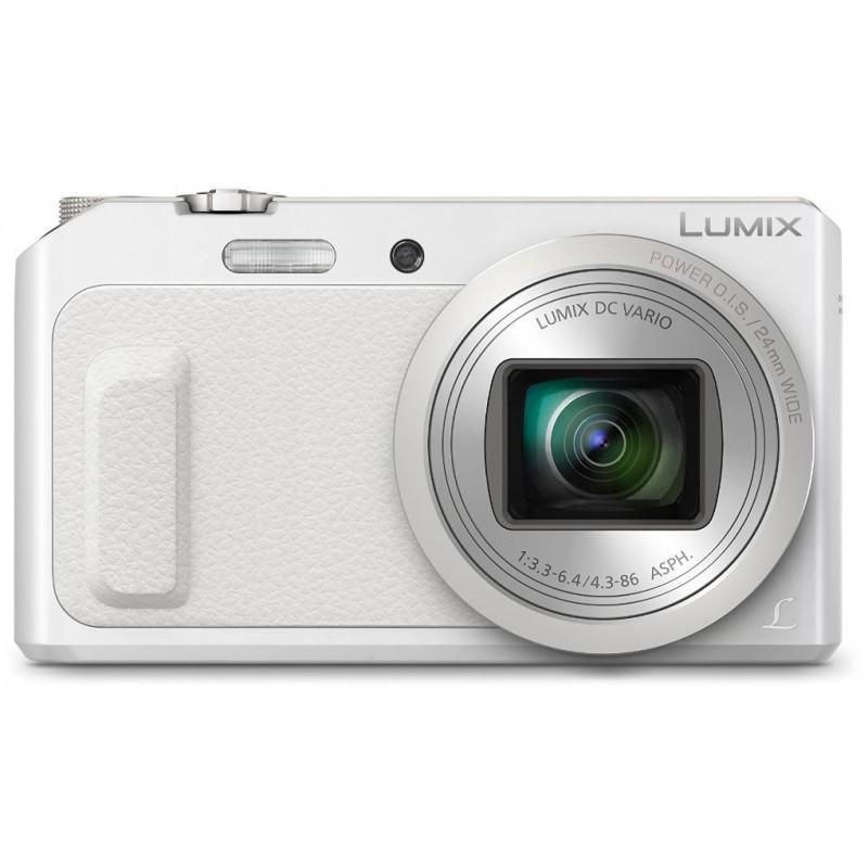 Panasonic Lumix DMC-TZ57, valge