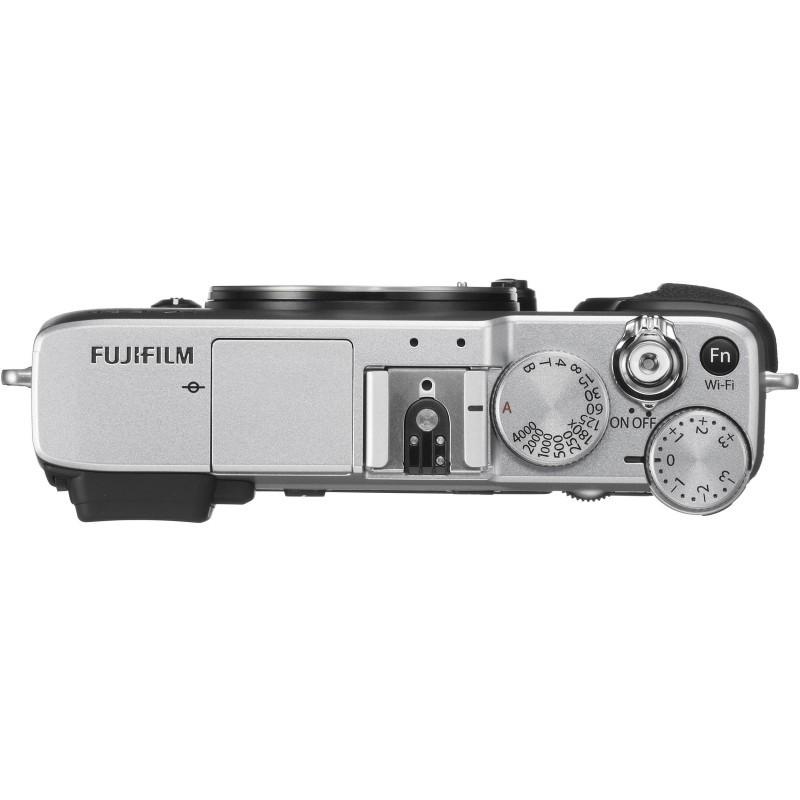 Fujifilm X-E2S  kere, hõbedane