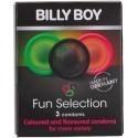 Billy Boy kondoom Fun Selection 3tk