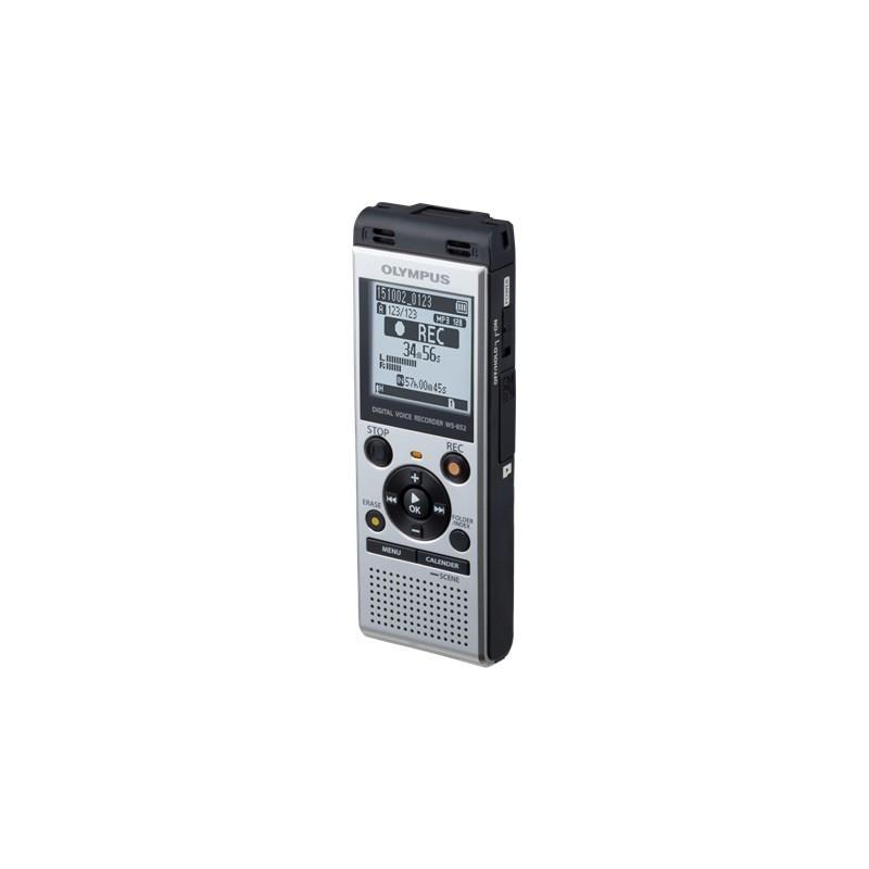 Olympus digital recorder WS-852, silver