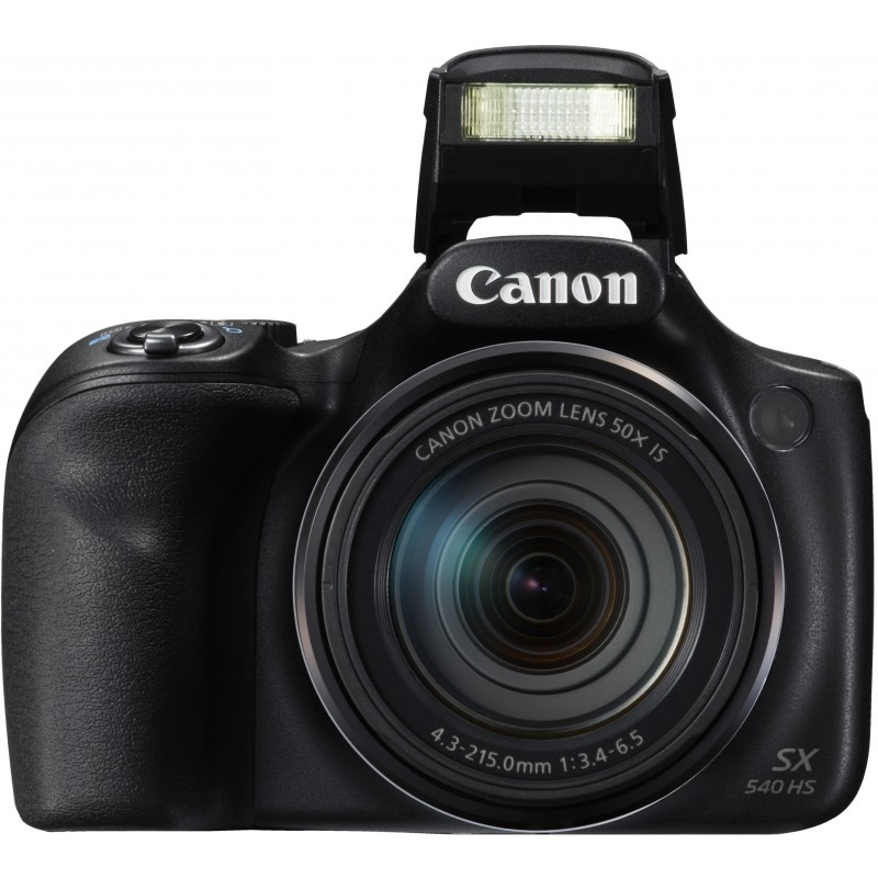 Canon PowerShot SX540 HS, must
