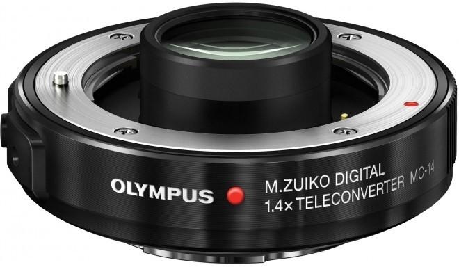 Olympus teleconverter MC-14