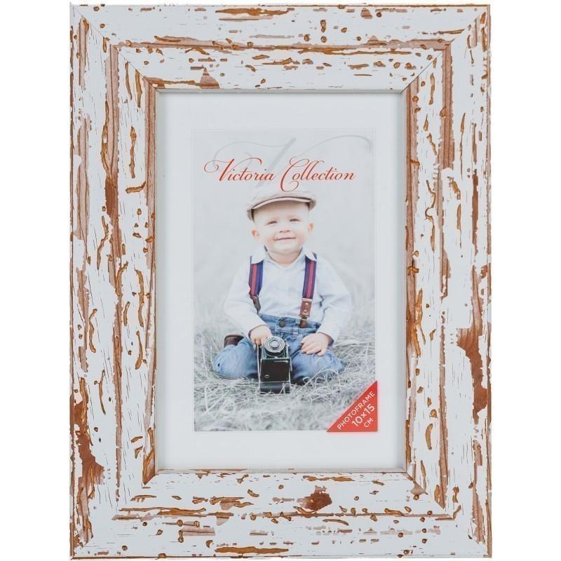 Photo frame Malta 10x15, white (VF2527) - Photo frames - Nordic Digital