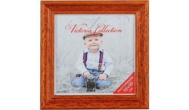 Photo frame Memory 10x10, brown - Photo frames - Nordic Digital