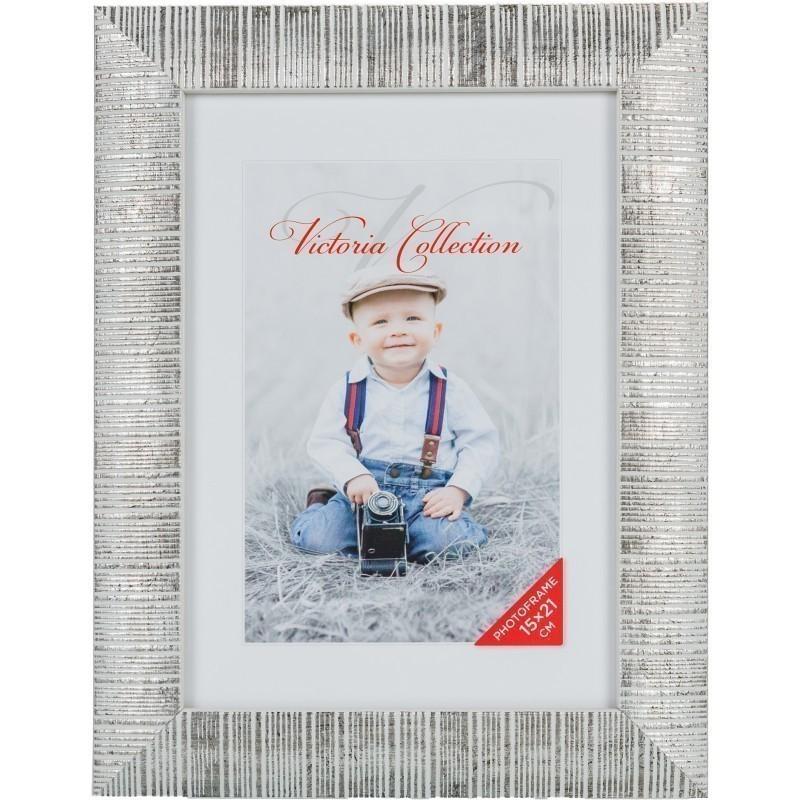 Photo frame Sand 15x21, silver (VI2456) - Photo frames - Photopoint