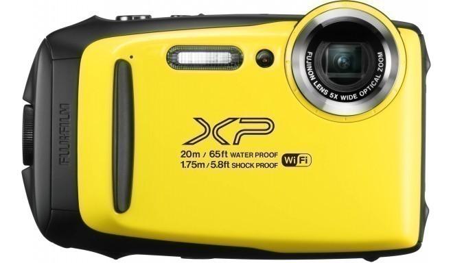 Fujifilm FinePix XP130, желтый