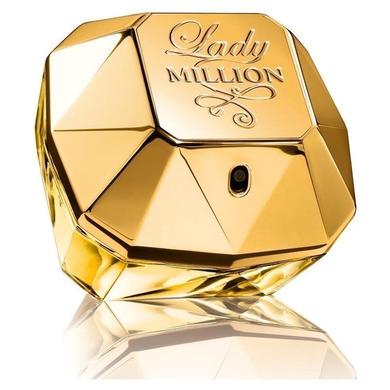 Paco Rabanne Lady Million Pour Femme Eau De Parfum 50мл парфюмерия
