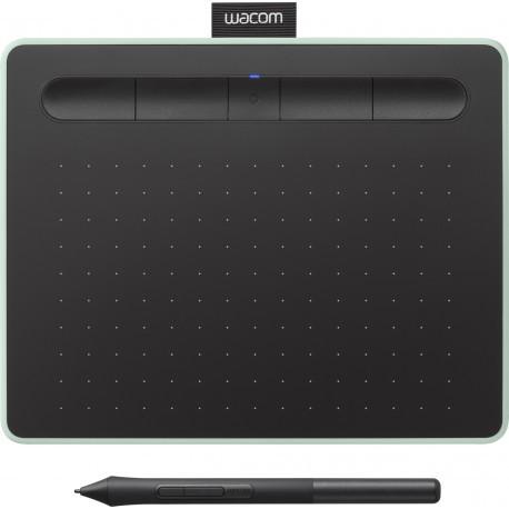 Wacom graphics tablet Intuos S Bluetooth, pistachio green