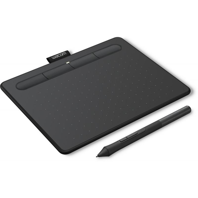 Wacom graafikalaud Intuos Basic Pen S, must