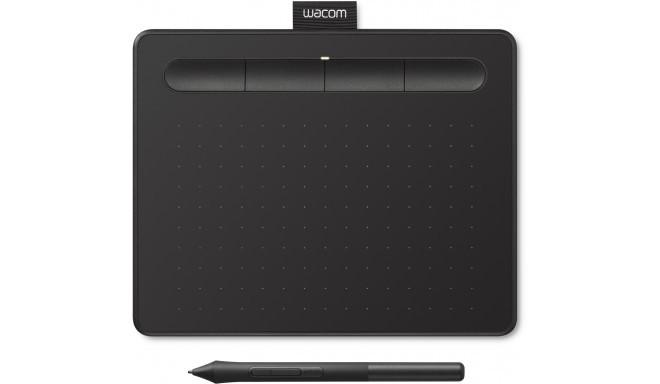 Wacom graphics tablet Intuos S, black