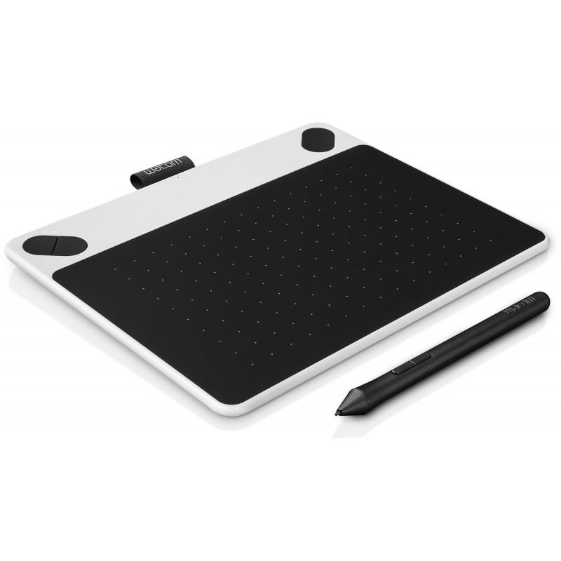 Wacom graafikalaud Intuos Draw Pen S, valge