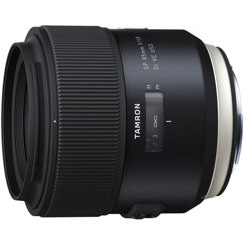 Tamron SP 85mm f/1.8 Di VC USD lens for Canon
