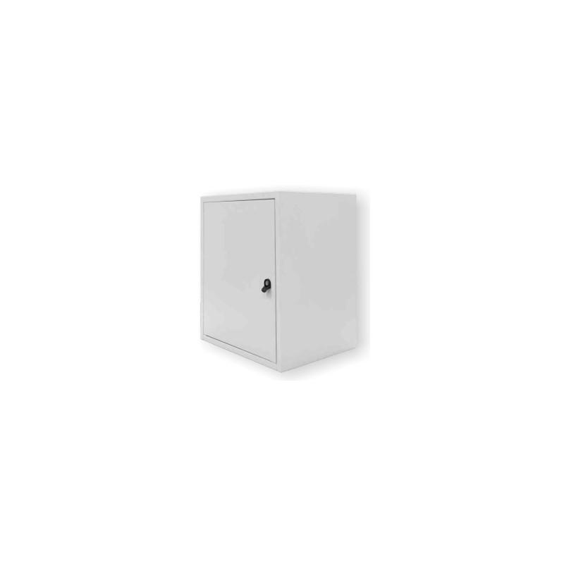 Wall Mount Cabinet Single Section 9u 600 400 465 Width Depth