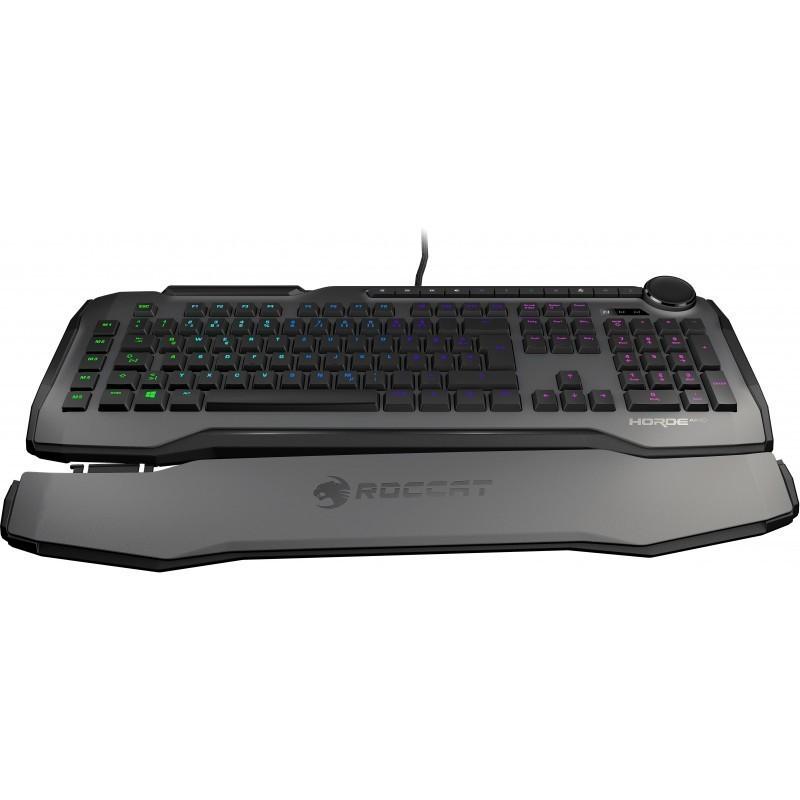 Roccat keyboard Horde Aimo NO, grey