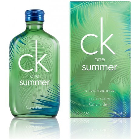 Calvin Klein CK One Summer 2016 Eau de Toilette 100ml