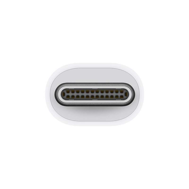 Apple adapter Thunderbolt 3 - Thunderbolt 2