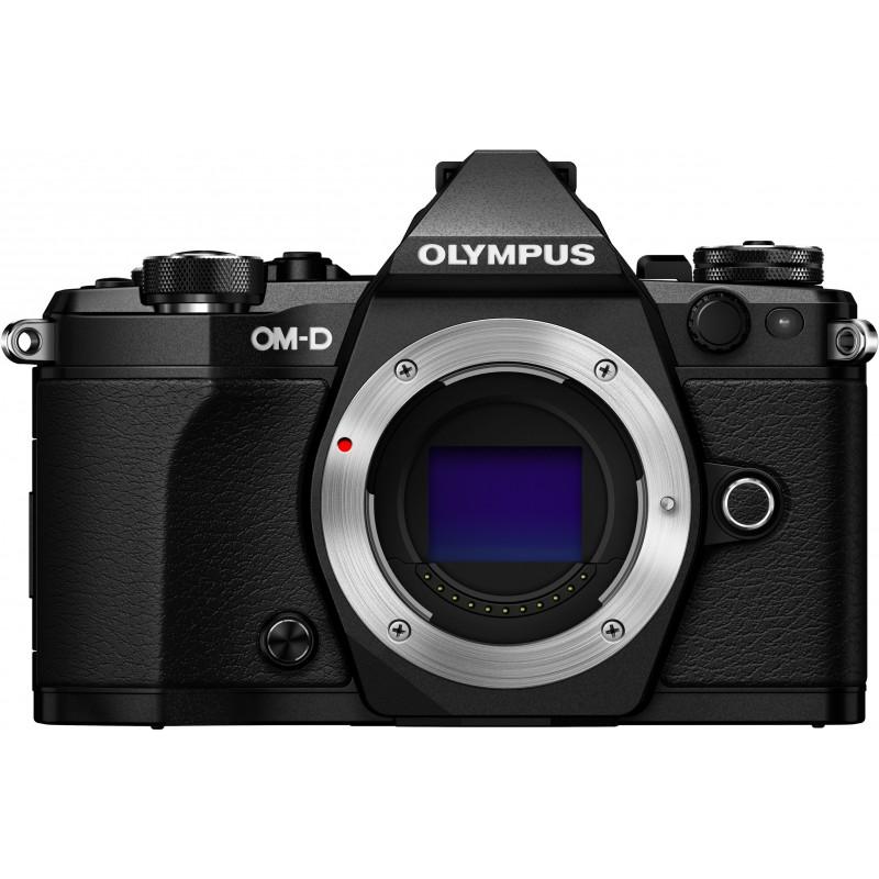 Olympus OM-D E-M5 Mark II + 12-40 Pro Kit, black
