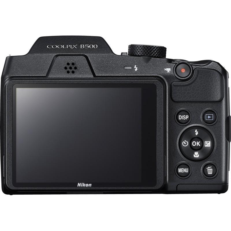Nikon Coolpix B500, black