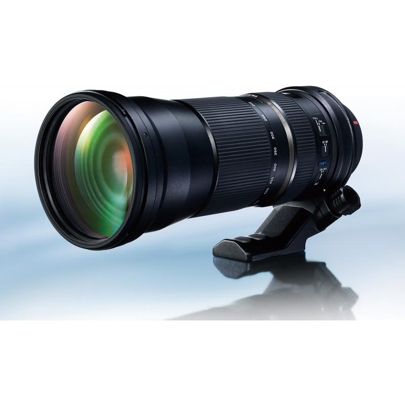 Tamron SP 150-600mm f/5.0-6.3 DI VC USD objektiiv Canonile