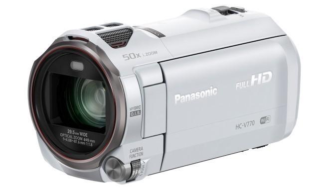 Panasonic HC-V770, balts
