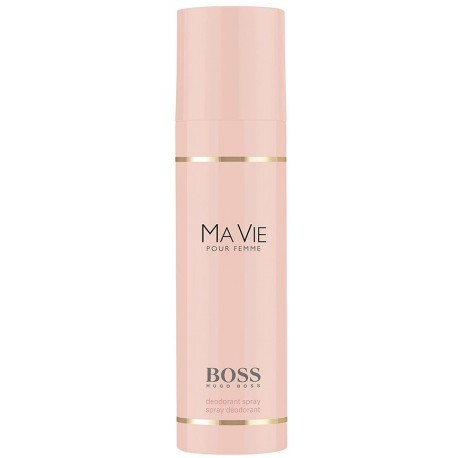 hugo boss boss ma vie pour femme deodorant 150ml deodorants anti perspirant sticks photopoint. Black Bedroom Furniture Sets. Home Design Ideas
