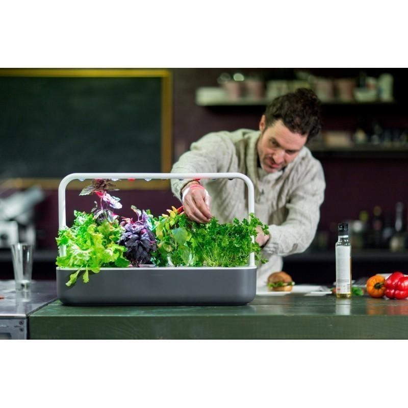 Click & Grow Smart Garden 9, hall