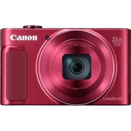 Canon PowerShot SX620 HS, красный