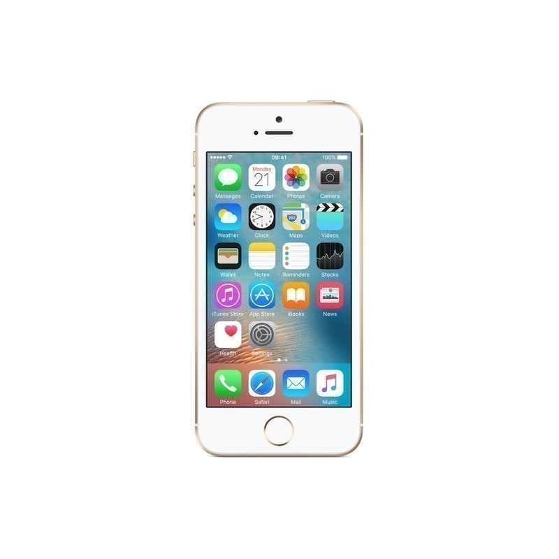 Apple iPhone SE 16GB, золотистый