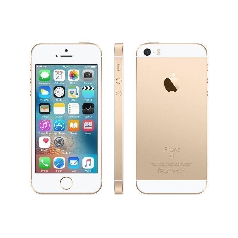 Apple Iphone Se 16gb Gold Smartphones Photopoint