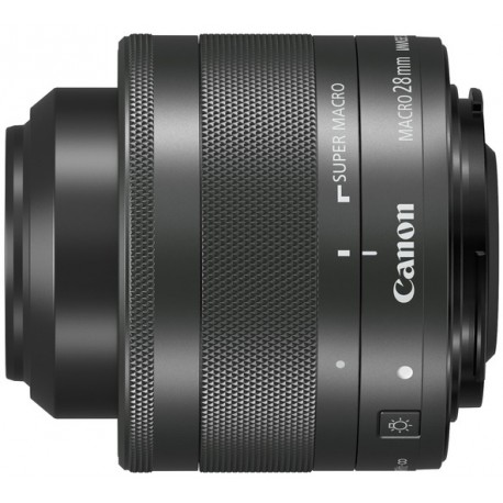 Canon EF-M 28мм f/3.5 Macro IS STM объектив