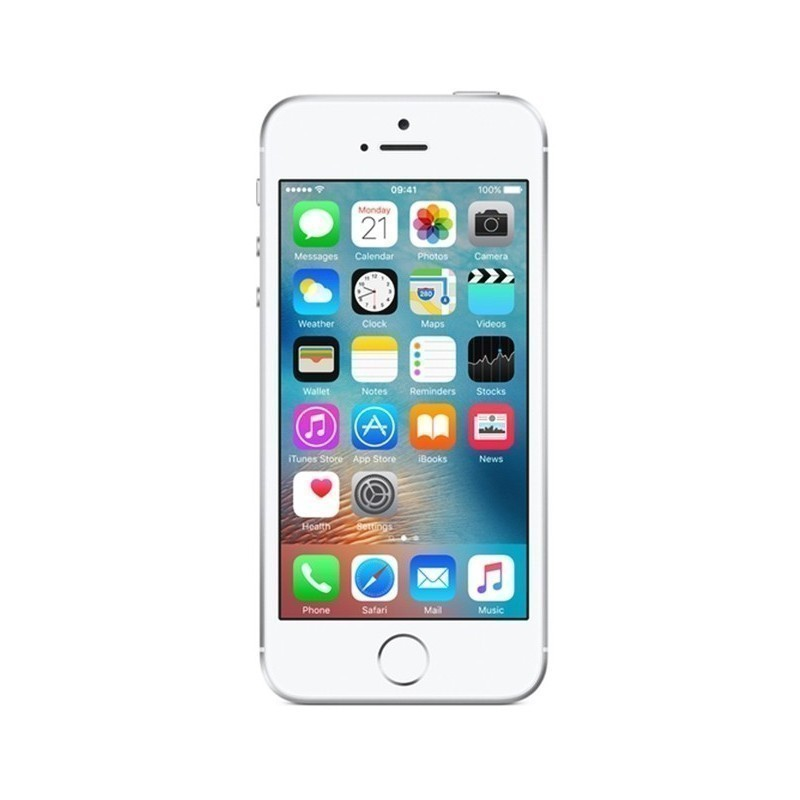 Apple iPhone SE 64GB, серебристый