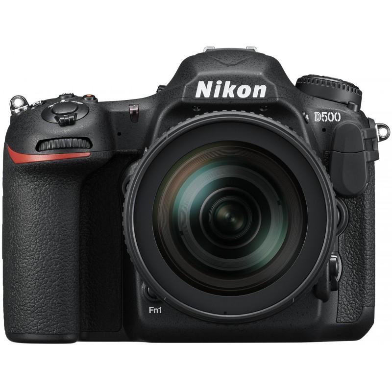Nikon D500 + 16-80mm VR Kit