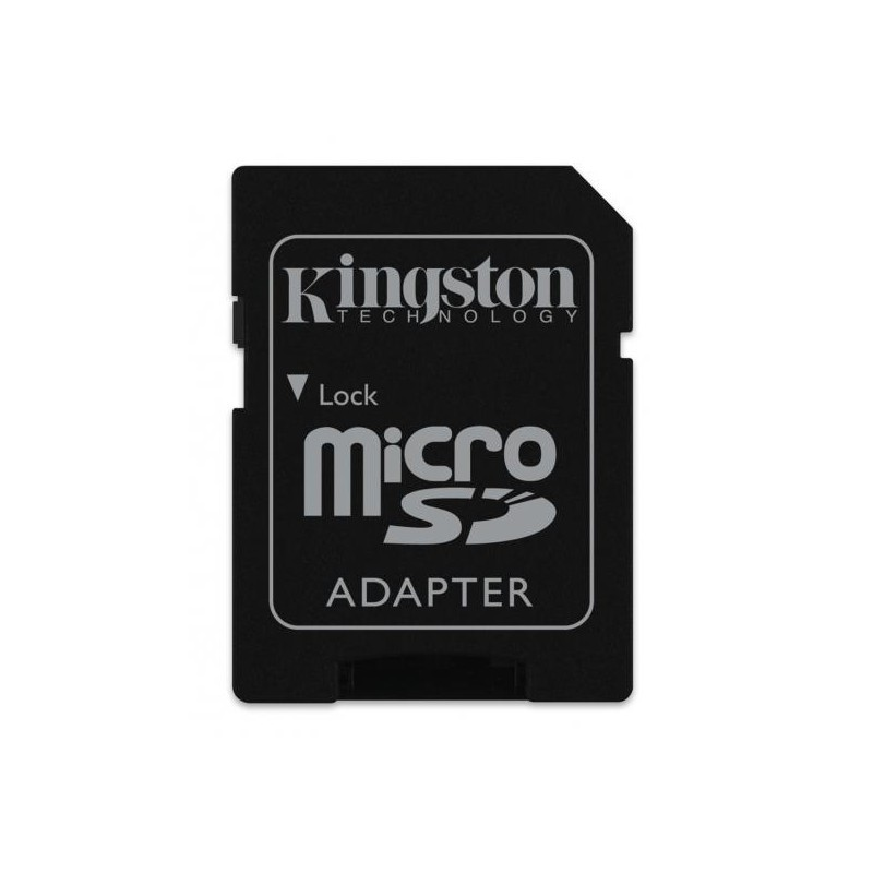 Kingston 32GB microSDHC Canvas Select 80R CL10 UHS-I Card + SD Adapter