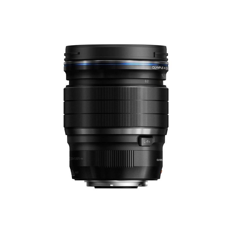 M.Zuiko Digital 17mm f/1.2 Pro objektiiv, must